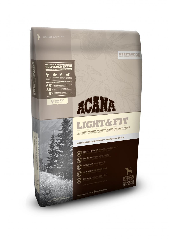 Acana Dog Light & Fit 6 kg