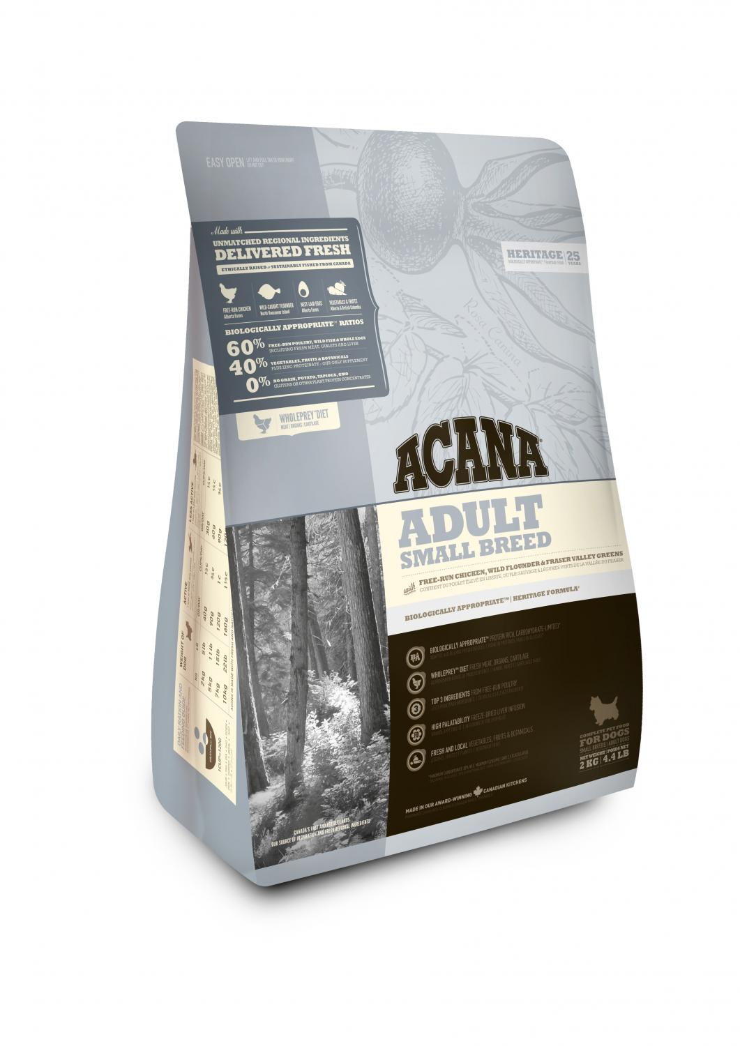 Acana Dog Adult Small 2 kg