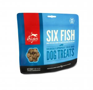 Orijen Dog Treats 6 Fish 42,5 g