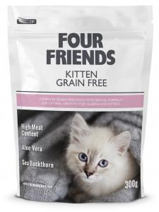 FourFriends Kitten Grain Free 0,3