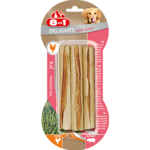 8in1 Delights Sticks Pork
