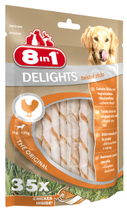 8in1 Delights T.S chick. 35-pack