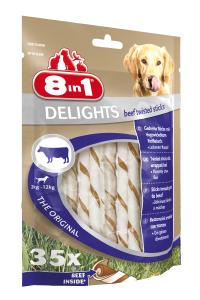 8in1 Delights T.S Beef. 35-pack