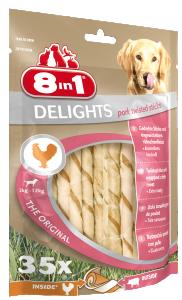 8in1 Delights T.S Pork 35-pack