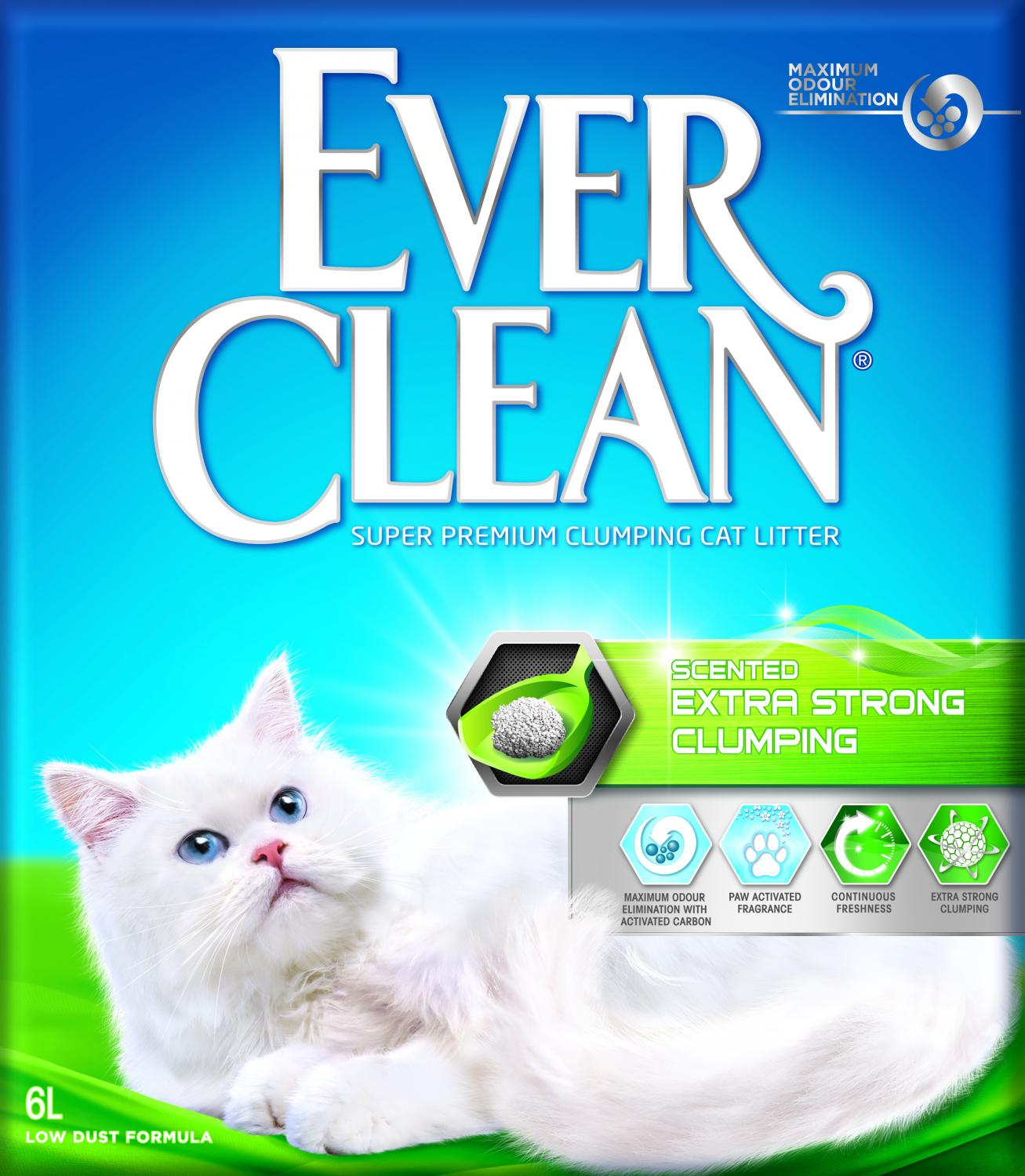 EVER CL Extra Strong Scented 6 L