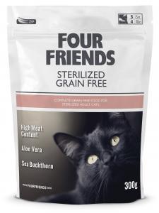 FourFriends Sterilized Grain Free 0,3