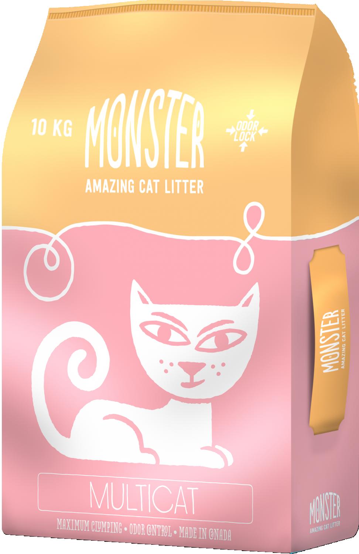 Monster Multicat 10 kg