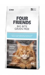 FourFriends Big Bite Grain Free 6