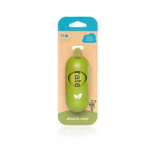 Earth Rated Hållare Unscented, inkl. 1 rulle