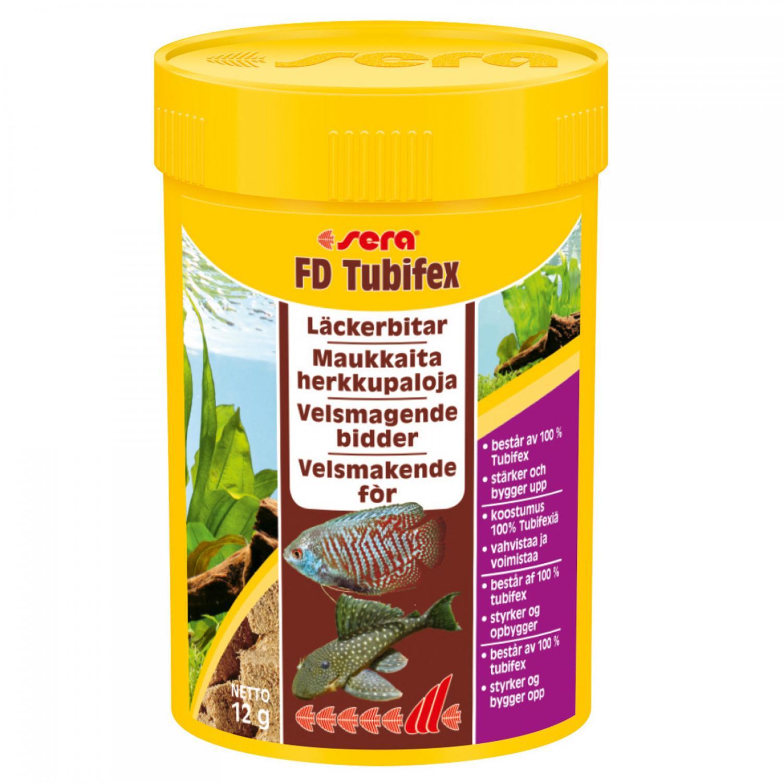 Sera FD Tubifex 100ml