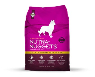 Nutra Nuggets Lite/Senior 15 kg