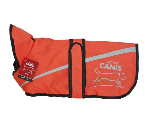 Active canis dogcoat Orange 25 cm