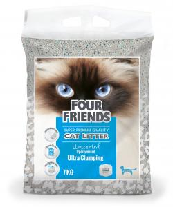 FourFriends Oparfymerad 7Kg