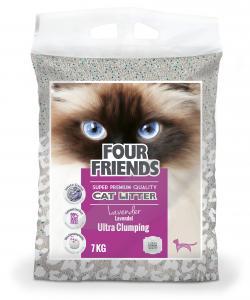 FourFriends Lavendel 7Kg