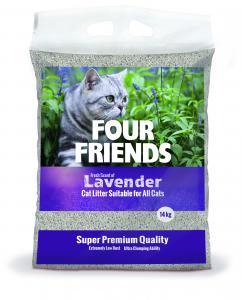 FourFriends Lavendel 14kg