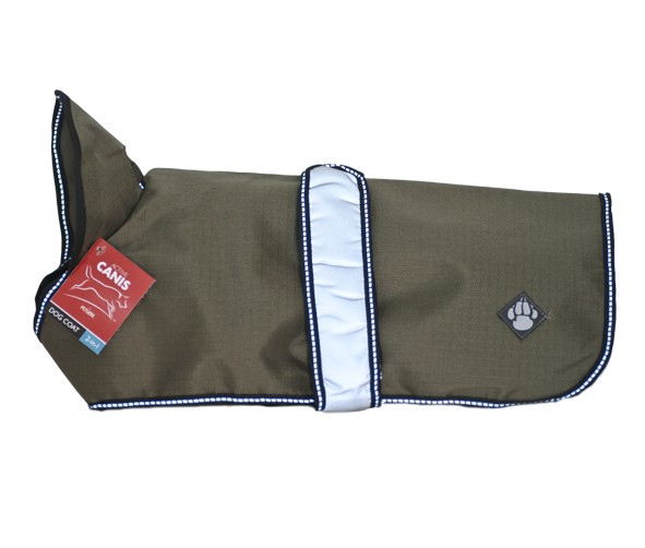 AC 2 in 1 dog coat, kahki 40 cm