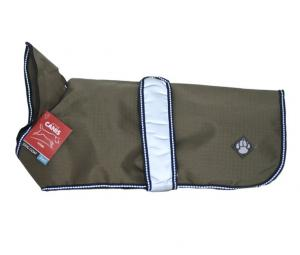 AC 2 in 1 dog coat, kahki 75 cm
