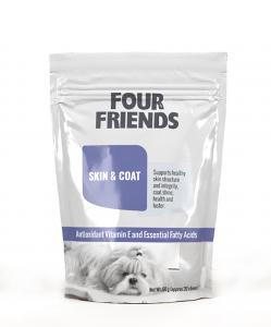 FourFriends Skin & Coat