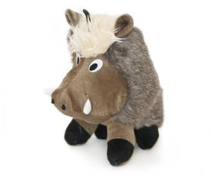 Wild boar 35cm brown