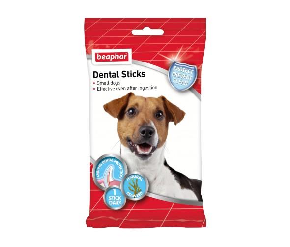 Beaphar Dental sticks små hundar 7st