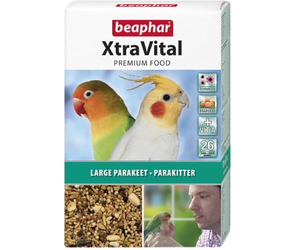 Beaphar XtraVital Parakitfoder 500g