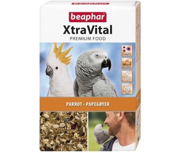 Beaphar XtraVital Papegojfoder 1kg