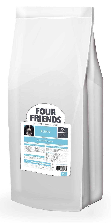 FourFriends Puppy 17kg (Beställningsvara för uppfödare)