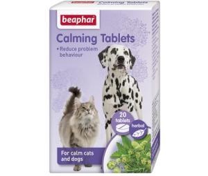 Beaphar Calming tabletter hund och katt 20st