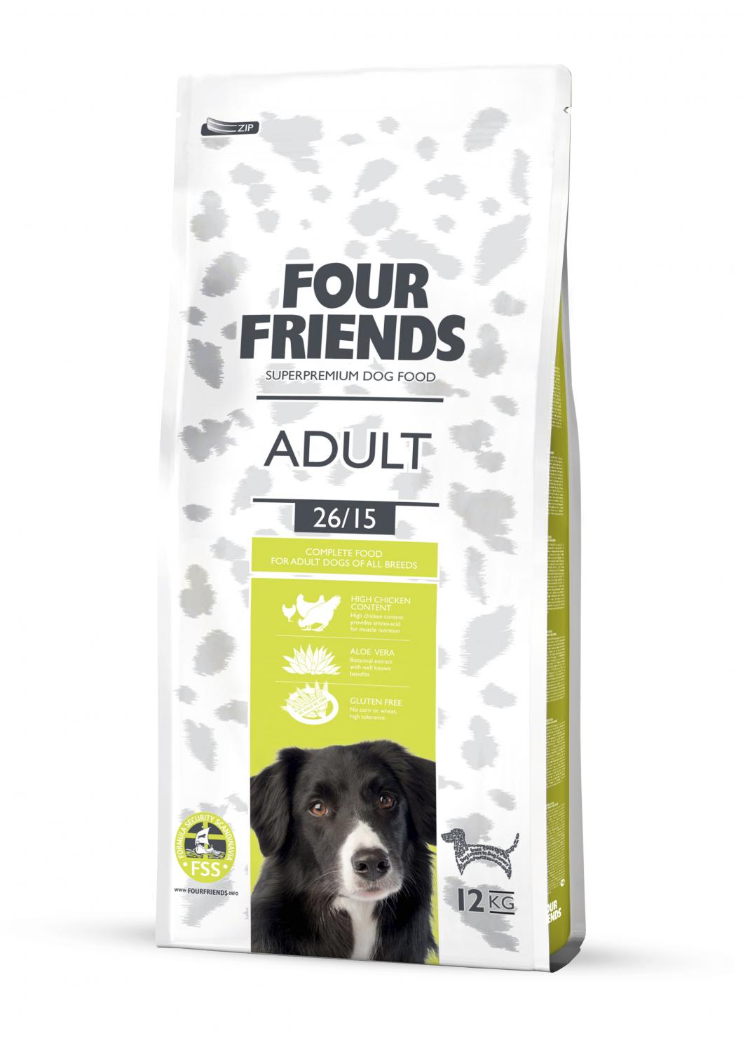 FourFriends Adult 12kg