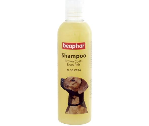 Beaphar Shampo brun päls hund (Aloe vera) 250ml