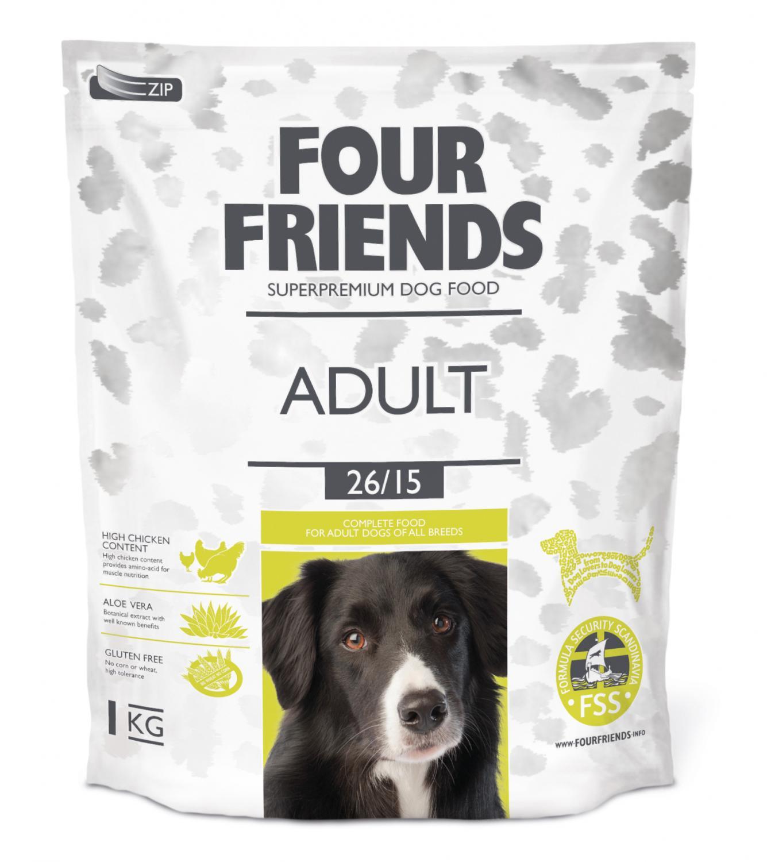 FourFriends Adult 1kg