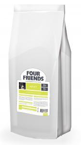 FourFriends Adult 17kg (Beställningsvara för uppfödare)