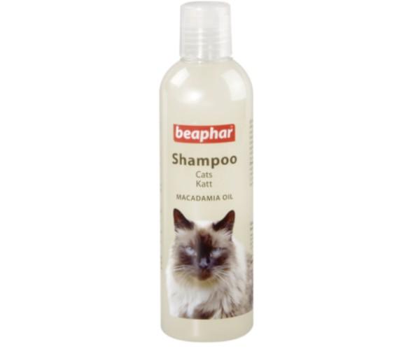 Beaphar Shampo katt  (Macadamiaolja) 250ml