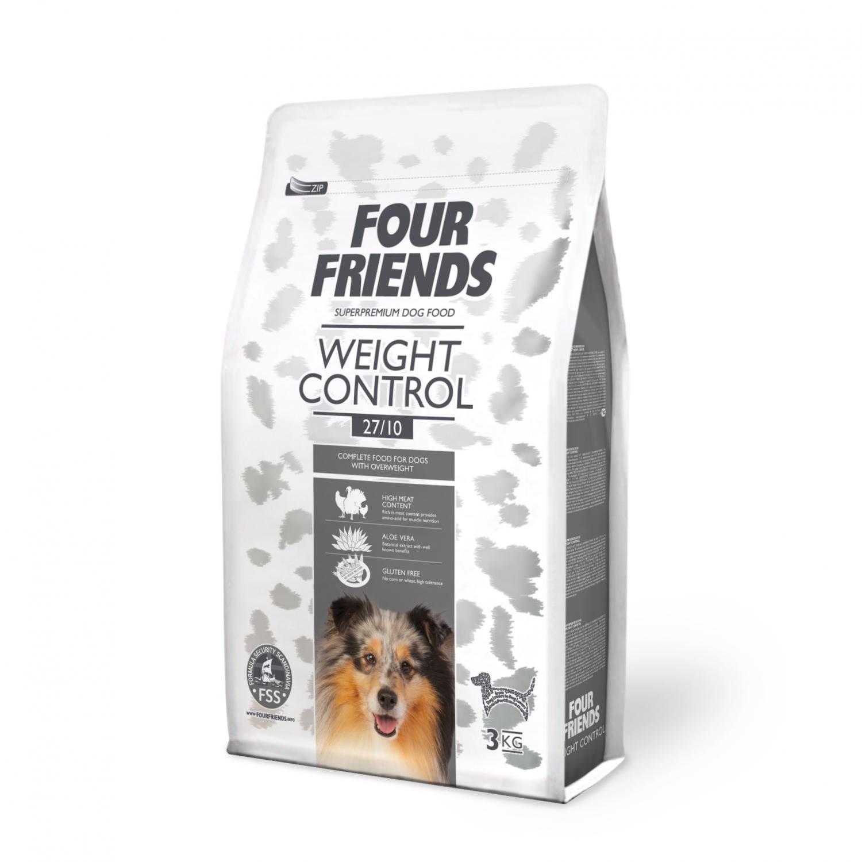 FourFriends Weight Control 3kg