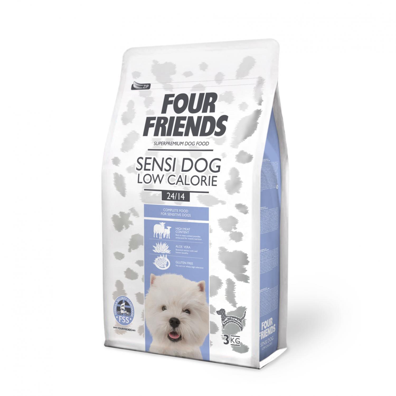 FourFriends Sensi Dog Low 3kg
