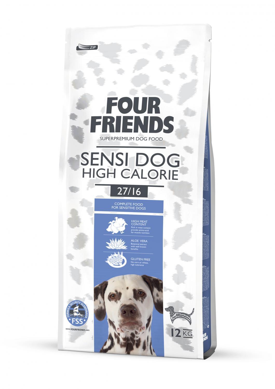 FourFriends Sensi Dog High 12kg