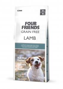 FourFriends Grain Free Lamb 12