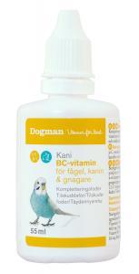 Kani BC vitamin till fågel & gnagare