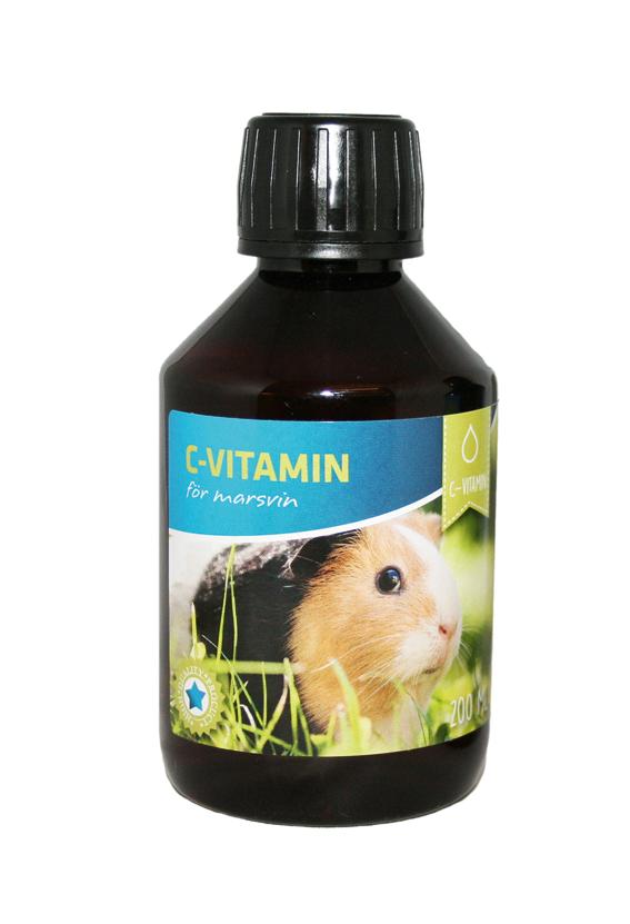 C-vitamin Marsvin 200 ml