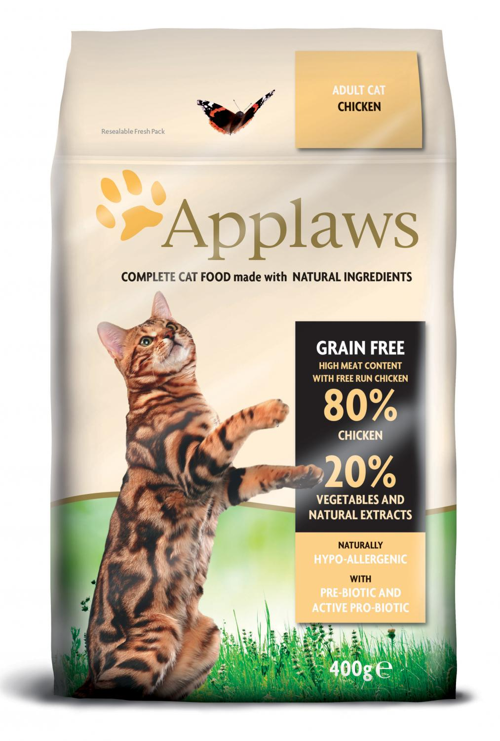 Applaws katt Adult Chicken 400 g