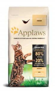 Applaws katt Adult Chicken 2 kg