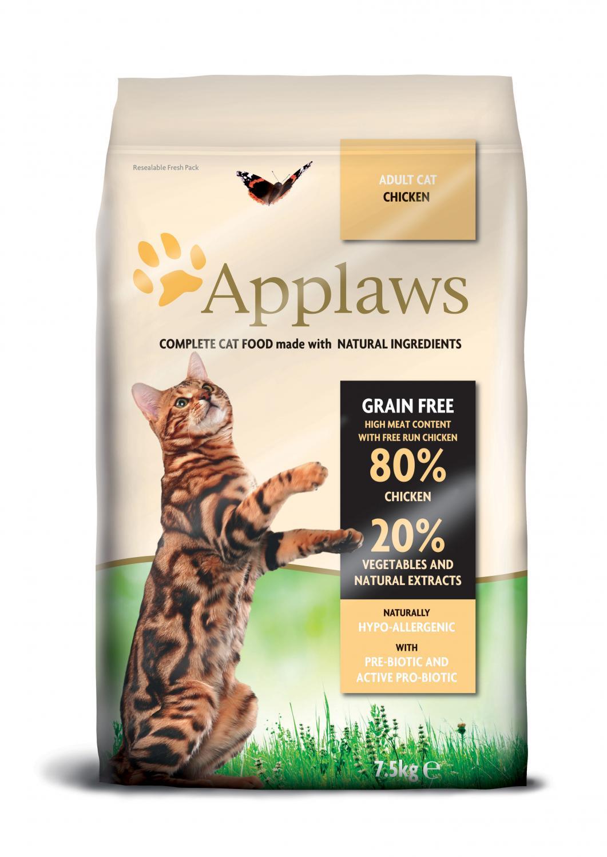 Applaws katt Adult Chicken 7,5 kg