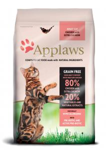 Applaws Katt Adult Chicken&Salmon 7,5 kg