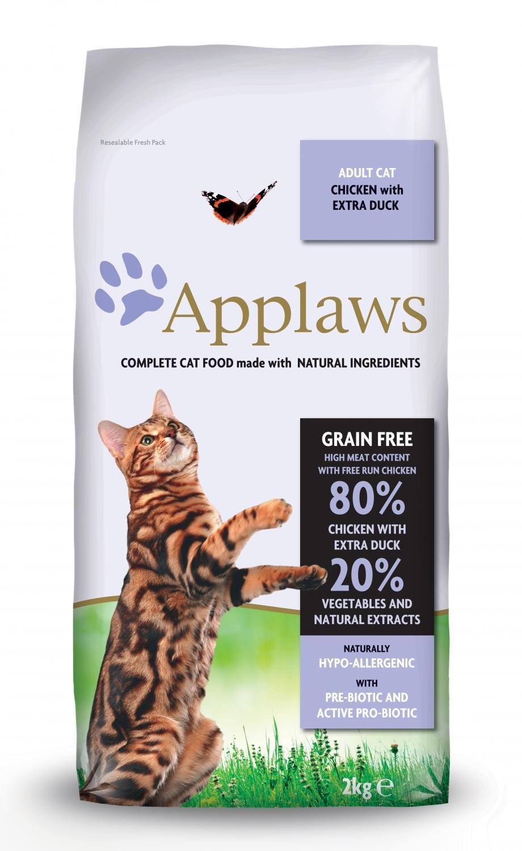 Applaws katt Adult Chicken&Duck 2 kg