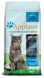 Applaws katt Adult Fish&Salmon 1,8 kg