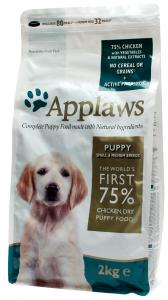 Applaws Hund Puppy Chicken Small&Medium 2 kg