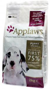 Applaws Hund Puppy Chicken Large 2 kg