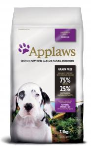 Applaws Hund Puppy Chicken Large 7,5 kg