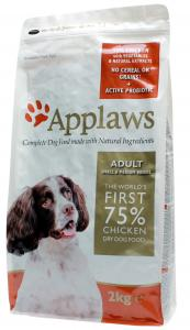 Applaws Hund Adult Chicken Small&Medium 2 kg