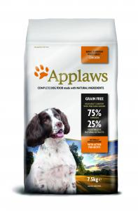 Applaws Hund Adult Chicken Small&Medium 7,5 kg